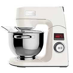 Dualit - 'Canvas' 88013 white food mixer