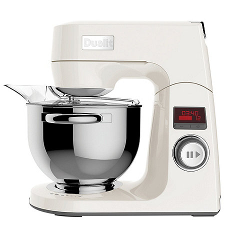 Dualit - +Canvas+ 88013 white food mixer