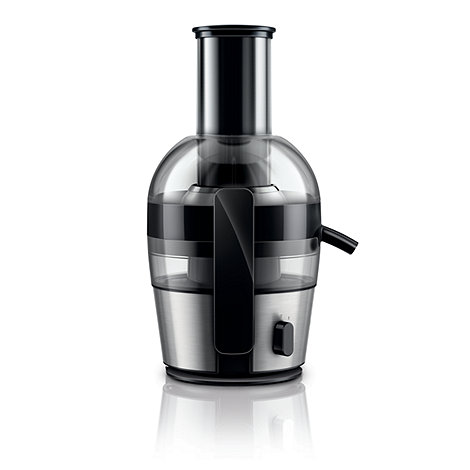 Philips - Black HR1863 'Quick Clean' juicer