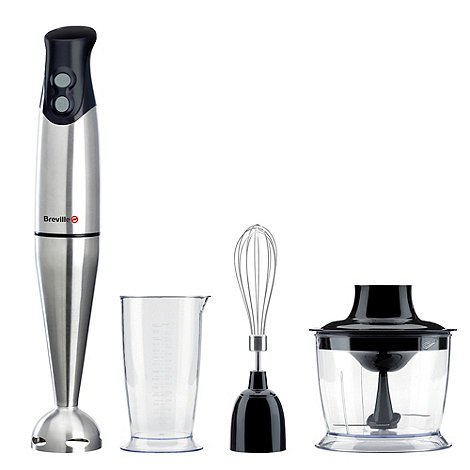 Breville - 3 in 1 hand blender set VHB014