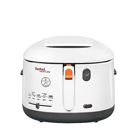 Tefal - White +Filtra One+ fryer FF162140