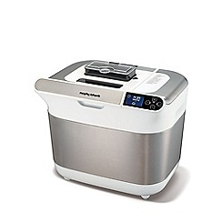 Morphy Richards - Premium plus bread maker - white 48324