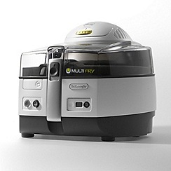 DeLonghi - Black FH1363 multifry extra