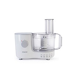 Kenwood - White compact food processor FP120