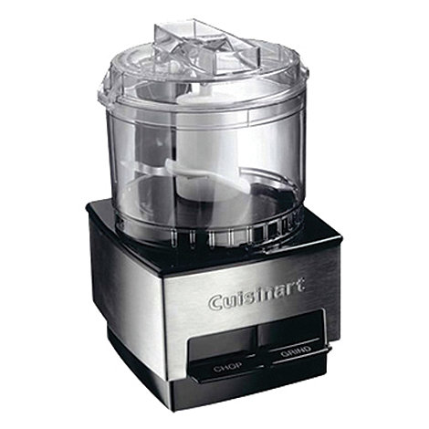 Cuisinart - Silver DLC1SSRU mini food processor