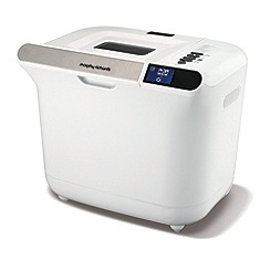 Morphy Richards - White Manual Breadmaker