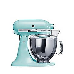 KitchenAid - Artisan 5KSM150BIC ice blue 4.8L stand mixer