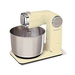 Morphy Richards - Cream 40043 folding stand mixer