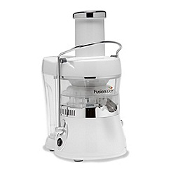 Fusion by Jason Vale - Fusion Juicer White By Jason Vale