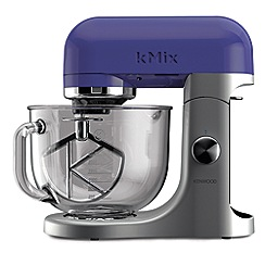 Kenwood - Kmix food mixer pop art blue KMX50GBL