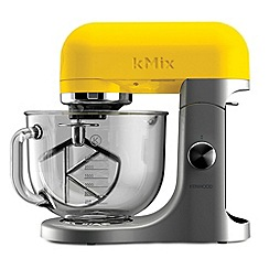 Kenwood - Kmix food mixer pop art yellow KMX50GYW