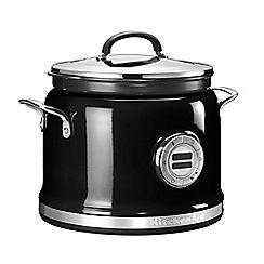 KitchenAid - Black Onyx Multi-Cooker 5KMC4241BOB