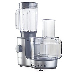 Kenwood - Silver food processor FP195