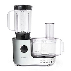 Kenwood - Chrome food processor FP196