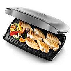 George Foreman - 10 portion entertaining grill 18911