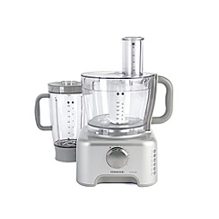 Kenwood - Silver food processor FP732