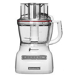 KitchenAid - Classic food processor 5KFP1325BWH