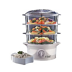 Russell Hobbs - 3 tier food steamer 21140