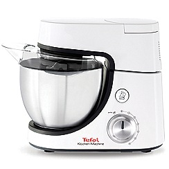 Tefal - White food mixer QB502140