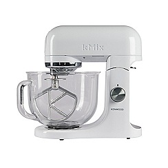 Kenwood - kMixfood mixer with glass bowl KMX50G