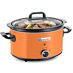 Crock-Pot - 3.5L Butternut slow cooker CSC023