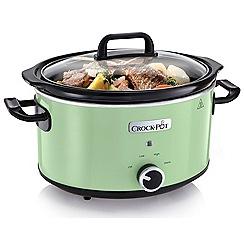 Crock-Pot - 3.5L Thyme slow cooker CSC023
