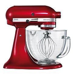 KitchenAid - Artisan® Candy Apple stand mixer 5KSM156BCA