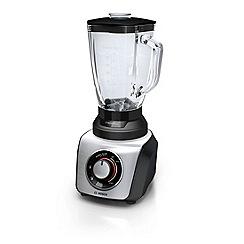 Bosch - 'SilentMixx' glass jug blender MMB64G3MGB