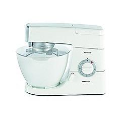 Kenwood - White Classic Chef stand mixer KM330