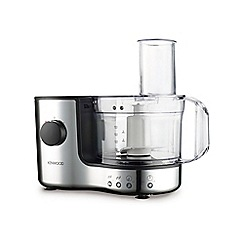 Kenwood - Chrome Food Processor FP126