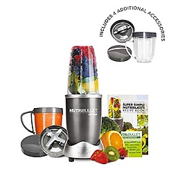 Nutribullet - Grey superfood nutrition extractor NBL