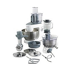 Kenwood - 'MultiOne' stand mixer and food processor KHH326WH