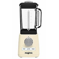 Magimix - Cream matte 'Le' blender 11610