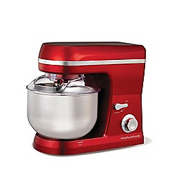 Morphy Richards - Plastic stand mixer - red 400010