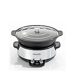 Crock-Pot - Digital saute slow cooker CSC011