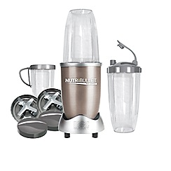 Nutribullet - Superfood nutrition extractor Pro 900