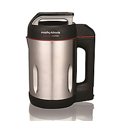 Morphy Richards - Saute and soup blender 501014