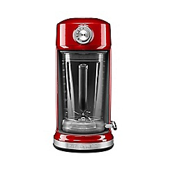 KitchenAid - Red 'Artisan' magnetic drive blender 5KSB5080