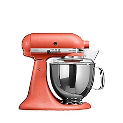 KitchenAid - Artisan® Terracotta stand mixer KSM150