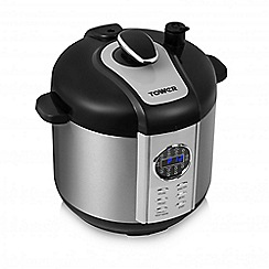 Tower - 6 Litre digital pressure cooker
