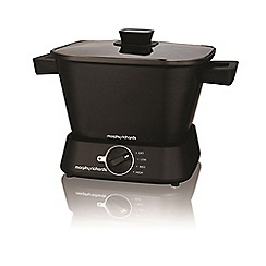 Morphy Richards - Sear and Stew Compact Slow Cooker 460751