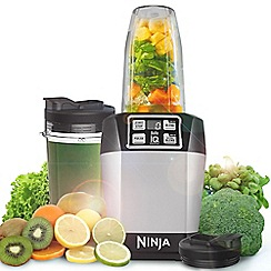 Nutri Ninja - with Auto-iQ Personal Blender BL480UK