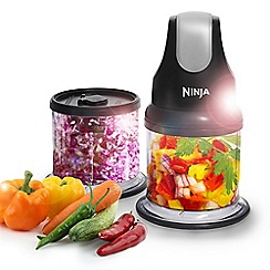 Nutri Ninja - Black 'Professional Stackable' blender NJ1002UKBK