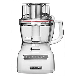KitchenAid - White Classic 3.1 litre Food Processor