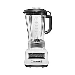 KitchenAid - White 'Diamond' classic blender