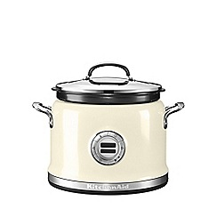 KitchenAid - Almond cream Multi-Cooker 5KMC4241BAC