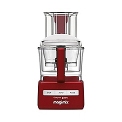 Magimix - Red '3200XL' food processor 18364