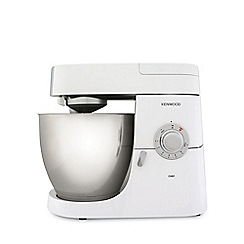 Kenwood - White gloss 'Chef' kitchen machine KMC715