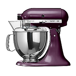 KitchenAid - Artisan® Boysenberry stand mixer KSM150