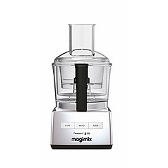 Magimix - Chrome '3200' food processor 18327
